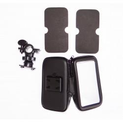 Uchwyt na telefon smartfon GPS USB na kierownicę