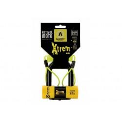 Kłódka XTREAM z przypominaczem AUVRAY śr. 16mm