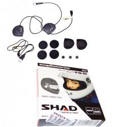 Zestaw słuchawkowy komunikator Shad GPS MP3