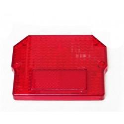 Szkło lampy tył MZ ETZ TS kwadrat 150 250 251