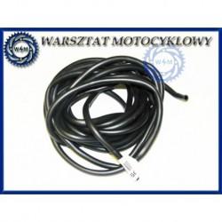 Wąż paliwa 5mm czarny...