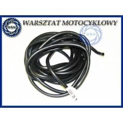 Wąż paliwa 6mm czarny przewód paliwowy