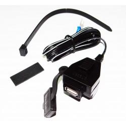 Gniazdo zapalniczki USB skuter atv quad DC 12V 120W
