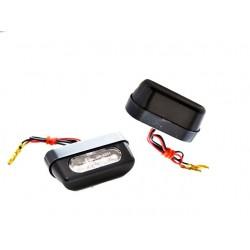 Oświetlenie tablicy rejestracyjnej diodowe LED